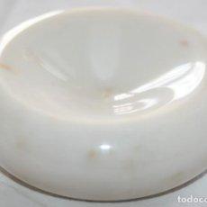 Ceniceros: CENICERO MARMOL DE MACAEL - DIAMETRO 8 CM. Lote 204502291