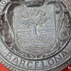 Ceniceros: CENICERO CHOCOLATES AMATLLER, BARCELONA.. Lote 213071862