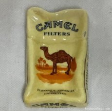 Ceniceros: CENICERO CAMEL. Lote 217090470