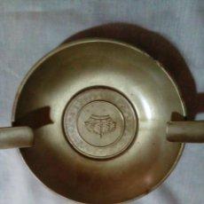 Ceniceros: CENICERO DE METAL. Lote 219128565
