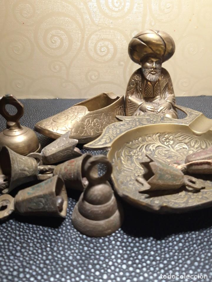 Ceniceros: Ceniceros de bronce - Foto 2 - 219621317