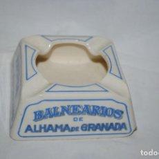 Ceniceros: CENICERO , BALNEARIOS DE ALHAMA DE GRANADA. Lote 222928726