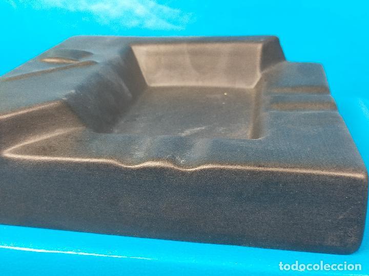 Ceniceros: cenicero en ceramica nuevo a estrenar NUEVO DE ANTIGUO STOCK - Foto 3 - 224059491