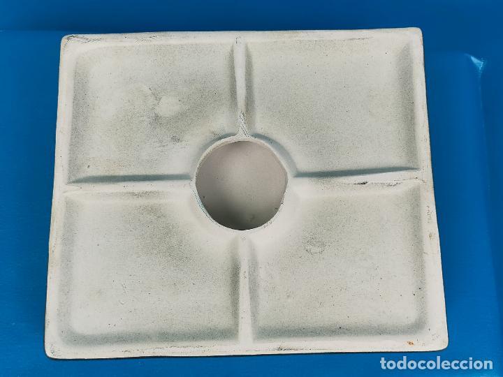 Ceniceros: cenicero en ceramica nuevo a estrenar NUEVO DE ANTIGUO STOCK - Foto 4 - 224059491