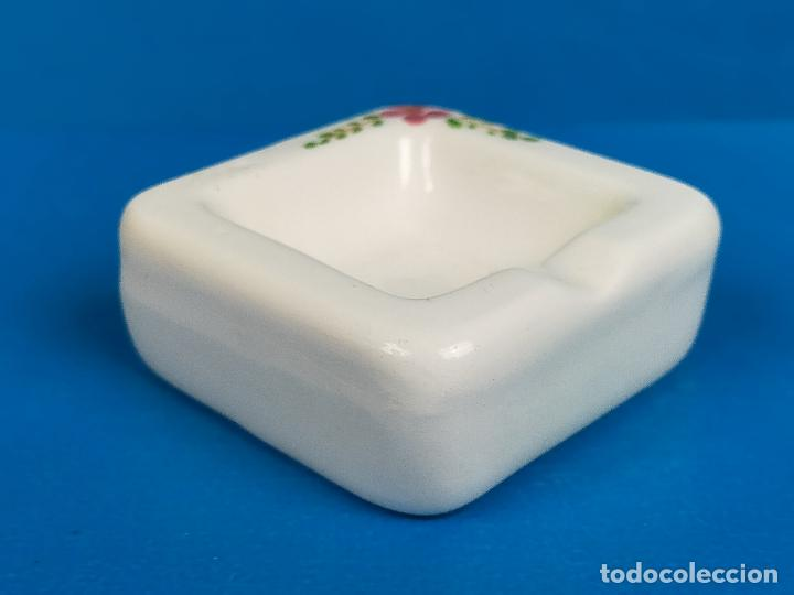 Ceniceros: cenicero en porcelana ceramica nuevo - Foto 2 - 224185706
