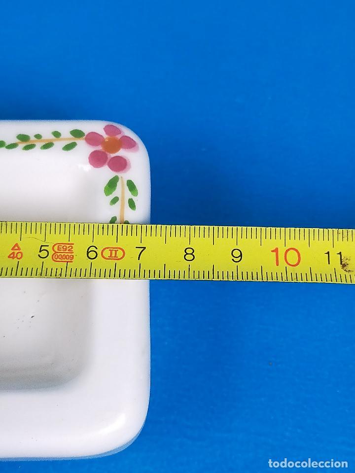 Ceniceros: cenicero en porcelana ceramica nuevo - Foto 3 - 224185706