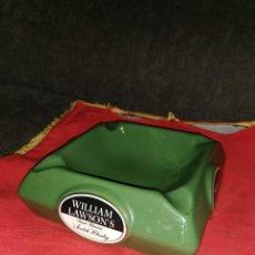 Ceniceros: CENICERO DE PORCELANA WILLIAMS LAWSON'S. AÑOS 80. Lote 233155370