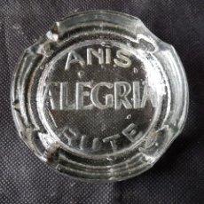 Cendriers: CENICERO CRISTAL ANIS ALEGRIA RUTE. Lote 233798380