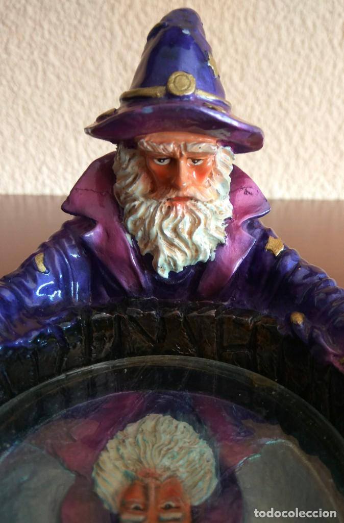 Ceniceros: Original cenicero brujo hechicero - Foto 3 - 253336875