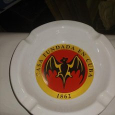 Ceniceros: CENICERO RON BACARDI. Lote 270674943