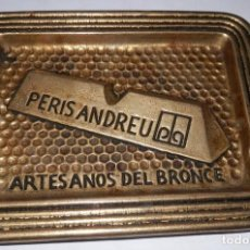 Ceniceros: CENICERO PERIS ANDREU. Lote 277531283