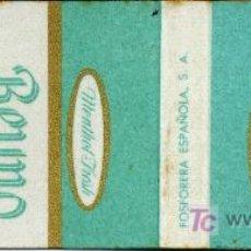 Cajas de Cerillas: CERILLAS - TABACO REYNO. Lote 5730617