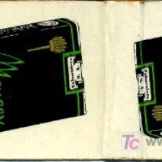 Cajas de Cerillas: CERILLAS - CIGARRILLOS MENCEY. Lote 5730646