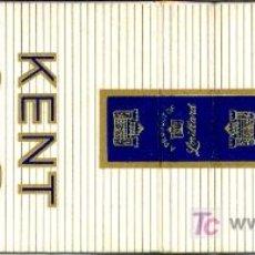 Cajas de Cerillas: CERILLAS - CIGARRILLOS KENT. Lote 5730676