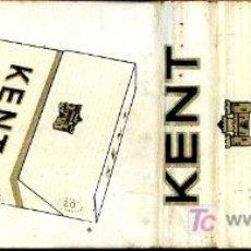 Cajas de Cerillas: CERILLAS - CIGARRILLOS KENT. Lote 5730768