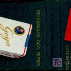 Cajas de Cerillas: CERILLAS - CIGARRILLOS RUMBO Y GOYA. Lote 5730900