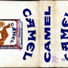Cajas de Cerillas: CERILLAS - CIGARRILLOS CAMEL - MADE IN USA. Lote 5730976