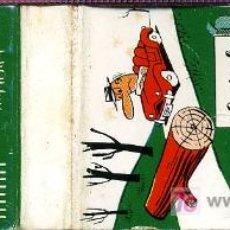 Cajas de Cerillas: CERILLAS - PASTILLAS KOKI PARA FUMADORES. Lote 5878872
