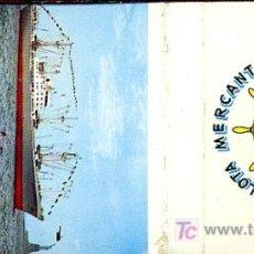 Cajas de Cerillas: CERILLAS - USA. FLOTA MERCANTE GRAN COLOMBIANA. Lote 15049041