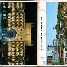 Cajas de Cerillas: CERILLAS - RECUERDO DE SANTANDER. Lote 6080115