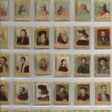 Cajas de Cerillas: SERIE Nº 20 DE FOTOTIPIAS SIGLO XIX GRANDES PINTORES . Lote 10410670