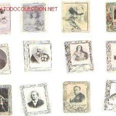 Cajas de Cerillas: 45 FOTOTIPIAS DE CERILLAS PRINCIPIO SIGLO XX. Lote 12659922