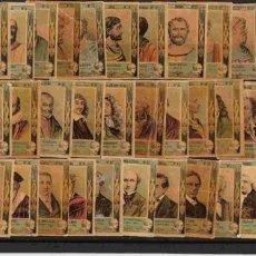 Cajas de Cerillas: PRECIOSA SERIE Nº 24 DE 33 FOTOTIPIAS DEL AÑO 1900 . Lote 18714673
