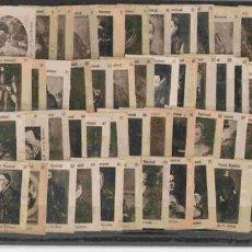 Cajas de Cerillas: PRECIOSA SERIE Nº (B) DE 50 FOTOTIPIAS DEL AÑO 1900 . Lote 16799797