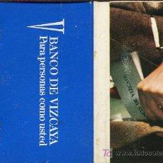Cajas de Cerillas: CERILLAS - BANCO DE VIZCAYA - AÑOS 60/70. Lote 10684887