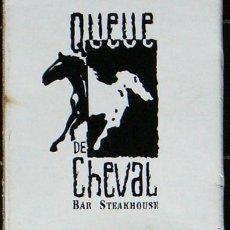 Cajas de Cerillas: CAJA DE CERILLAS DE RESTAURANTE-MONTREAL-CANADA. Lote 17557456