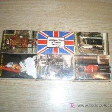 Cajas de Cerillas: COLECCION Nº2 DE CAJAS DE CERILLAS CON FOTOS DE LONDRES PAQUETE ORIGINAL SIN ABRIR PERFECTO EST. Lote 11530682