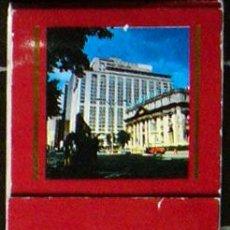 Cajas de Cerillas: CERILLAS DE HOTEL DE LA CADENA CANADIAN PACIFIC.CANADA. Lote 17417471