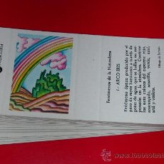 Cajas de Cerillas: FENOMENOS DE LA NATURALEZA. 20 ETIQUETAS CAJA CERILLAS..COLECCION COMPLETA.1985. Lote 118611475
