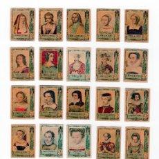 Cajas de Cerillas: CAJAS DE CERILLAS, COLECCION COMPLETA DE 75 EJEMPLARES DE LA SERIE Nº 25. Lote 12480288