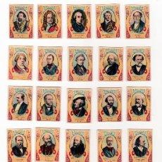 Cajas de Cerillas: CAJAS DE CERILLAS, COLECCION COMPLETA DE 75 EJEMPLARES DE LA SERIE Nº 28. Lote 12480302