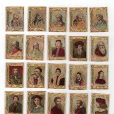 Cajas de Cerillas: CAJAS DE CERILLAS. COLECCION COMPLETA DE 75 EJEMPLARES DE LA SERIE Nº 20. Lote 12494639