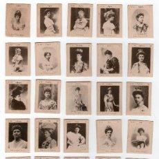 Cajas de Cerillas: CAJAS DE CERILLAS. COLECCION COMPLETA DE 75 EJEMPLARES DE LA SERIE Nº 33. Lote 12511730