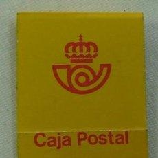 Cajas de Cerillas: CAJA CERILLAS PUBLICIDAD CAJA POSTAL-COMPLETA. Lote 12595189