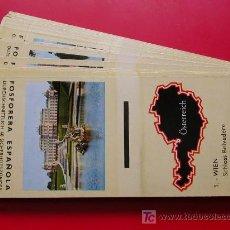 Cajas de Cerillas: OSTERREICH.20 ELEMENTOS .FOSFORERA ESPAÑOLA. AÑO 1968.COMPLETA.. Lote 27428263
