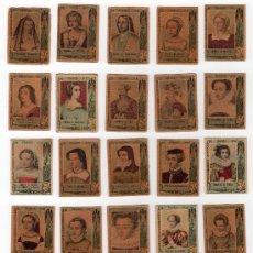 Cajas de Cerillas: CAJAS DE CERILLAS. COLECCION COMPLETA DE 75 EJEMPLARES DE LA SERIE 25. Lote 12611346