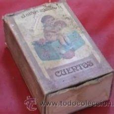 Scatole di Cerini: CAJA CERILLAS EL NIÑO VIEJECITO CUENTOS . Lote 21508224