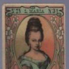 Cajas de Cerillas: COLECCIÓN ICONOFILA. SERIE: 23. Nº 31. Lote 13539440