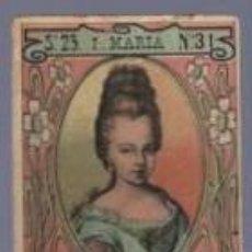 Cajas de Cerillas: COLECCIÓN ICONOFILA. SERIE: 23. Nº 31. Lote 13539468