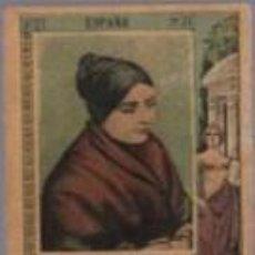 Cajas de Cerillas: COLECCIÓN ICONOFILA. SERIE: 27 Nº 31. Lote 13564292