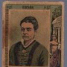 Cajas de Cerillas: COLECCIÓN ICONOFILA. SERIE: 27 Nº 32. Lote 13564336