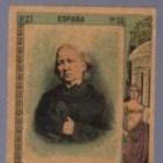 Cajas de Cerillas: COLECCIÓN ICONOFILA. SERIE: 27 Nº 33. Lote 13564604
