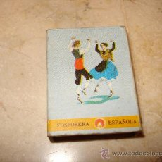 Cajas de Cerillas: CAJA DE CERILLAS FOSFORERA ESPAÑOLA. Lote 15326524