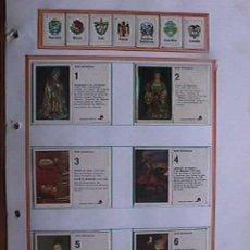 Cajas de Cerillas: CAJAS DE CERILLAS, SERIE MONARQUIA, FOSFOROS DEL PIRINEO, COMPLETA 12 CARTONES. Lote 15932310