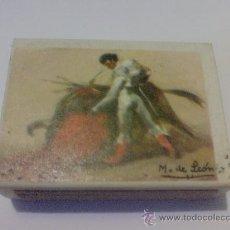 Cajas de Cerillas: CAJA DE CERILLAS TOROS. Lote 16028112