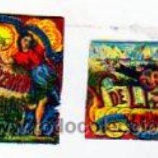 Cajas de Cerillas: CAJA DE CERILLAS. VUIDA DE LIZARBE E HIJOS. CROMOS.. Lote 18029670